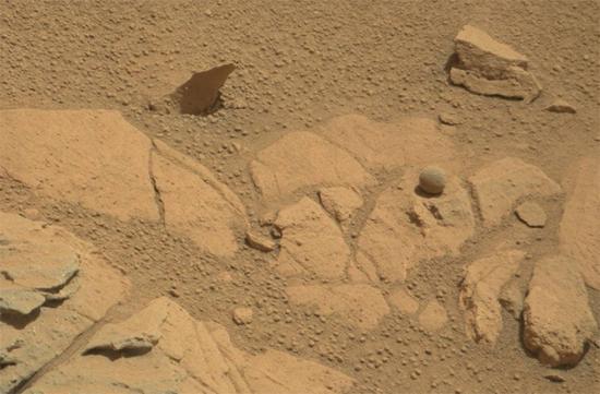 Ballin' on Mars