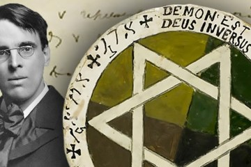 W.B. Yeats and His Hand-Crafted Pentacle