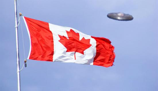 Canadian UFO