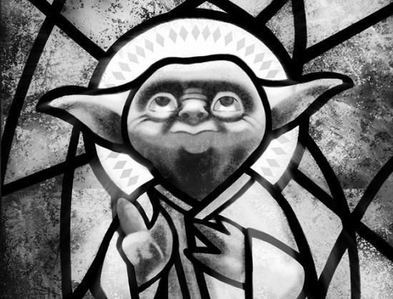 Holy Yoda