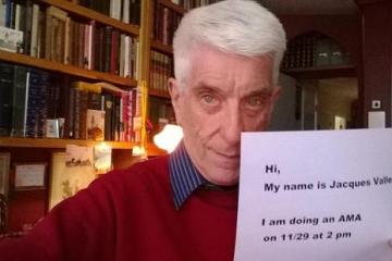 Jacques Vallee Reddit AMA