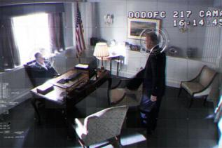 Person of Interest - Control's Office