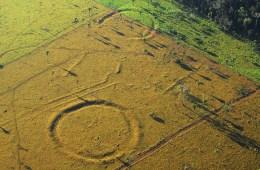 Ancient Amazon henge-like structures revealed