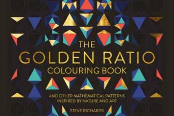 The Golden Ratio Coloring Book by Steve Richards