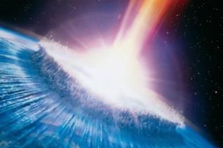 Comet impact