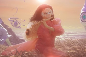 Hallucinogenic Music Video by Bjork