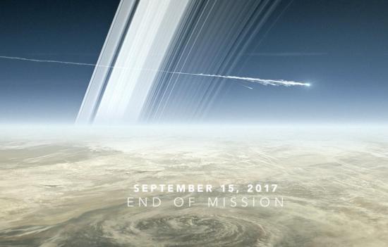 Death of Cassini
