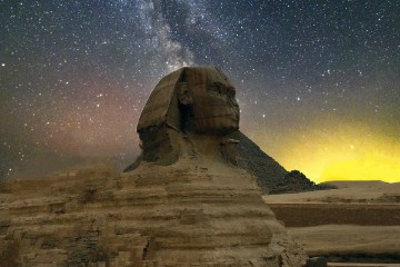 Sphinx in Twilight
