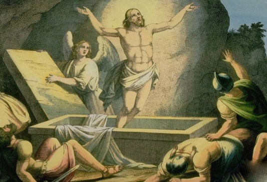 Resurrection of Jesus