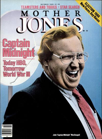 Captain Midnight in Mother Jones
