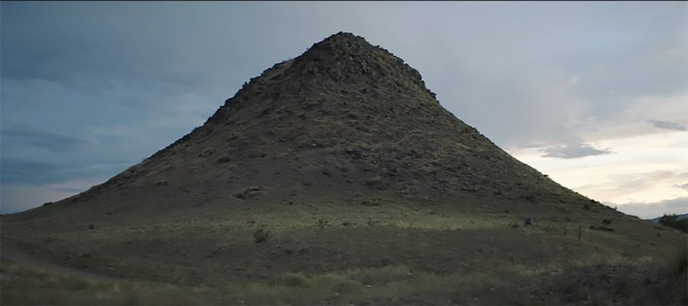 Still image from The Hill and the Hole