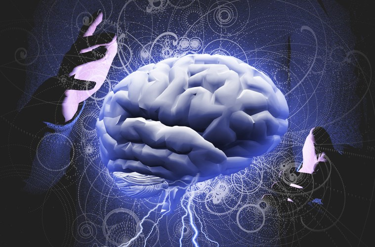 Mind Control of Hovering Brain