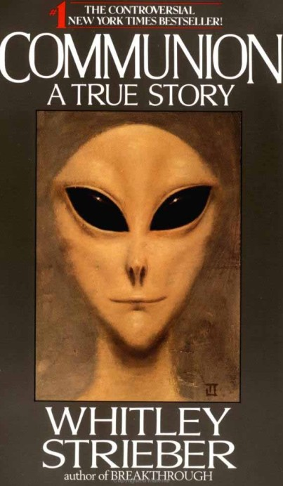 Book cover for Whitley Strieber's Communion