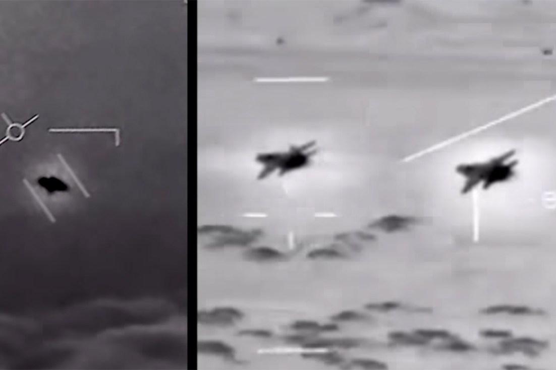 'Gimbal UFO' video explained?