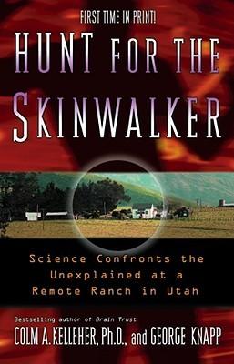 Hunt for the Skinwalker (book cover)