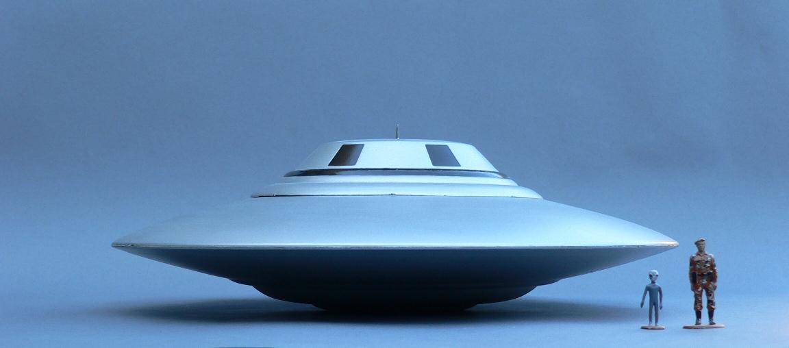 Bob Lazar's Sport Model (Testor)
