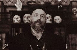 Warren Ellis (photo by Ellen J Rogers)