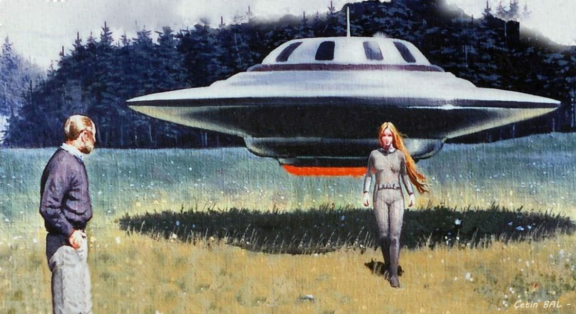 Billy Meier and Semjase