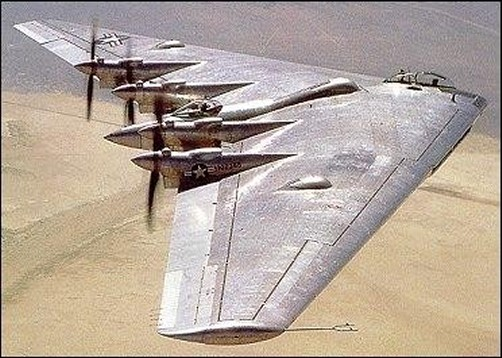 Northrop XB-35 'Flying Wing'