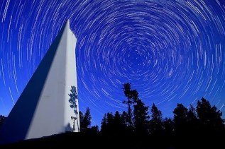 National Solar Observatory in Sunspot, New Mexico