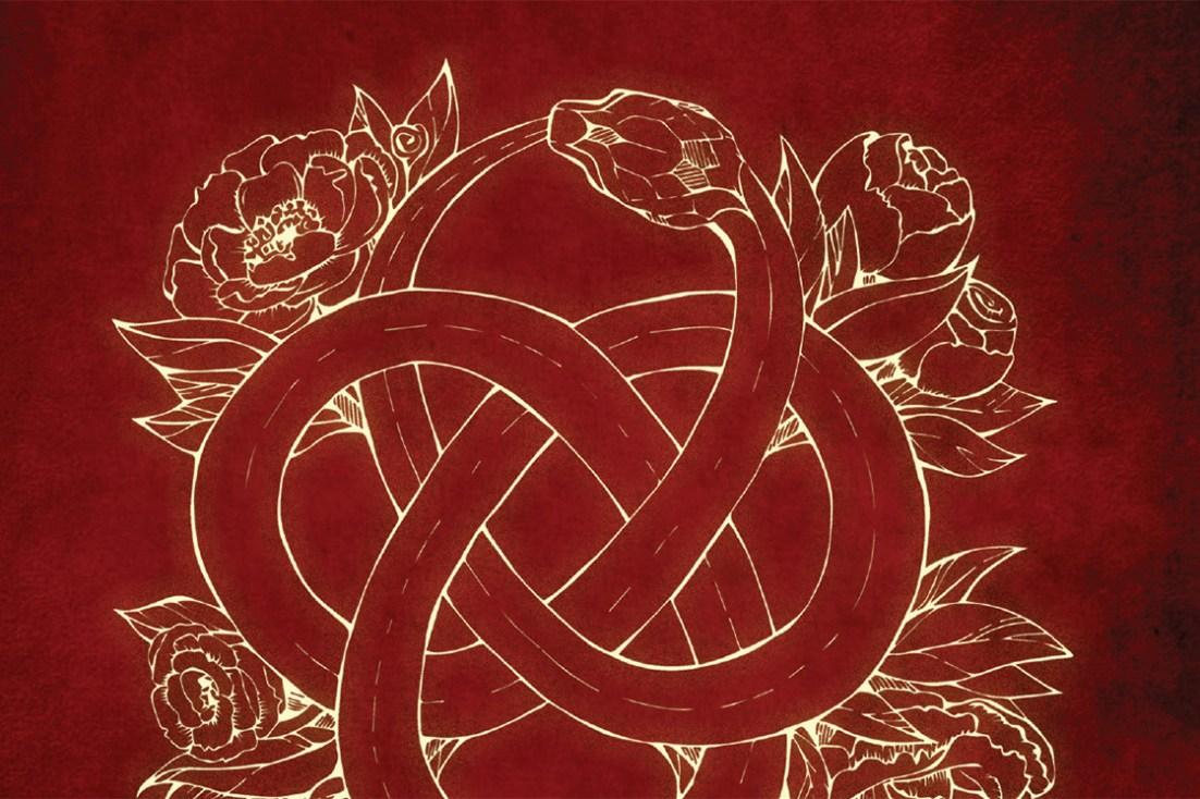Ouroborus on Darklore X cover