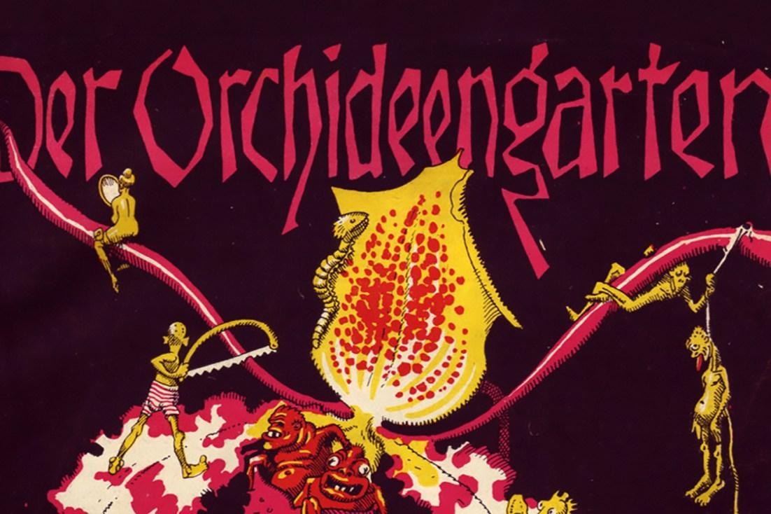Der Orchideengarten