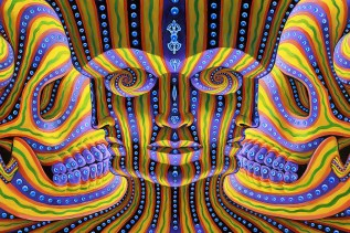 "Alex Grey's ""Bardo Being"""