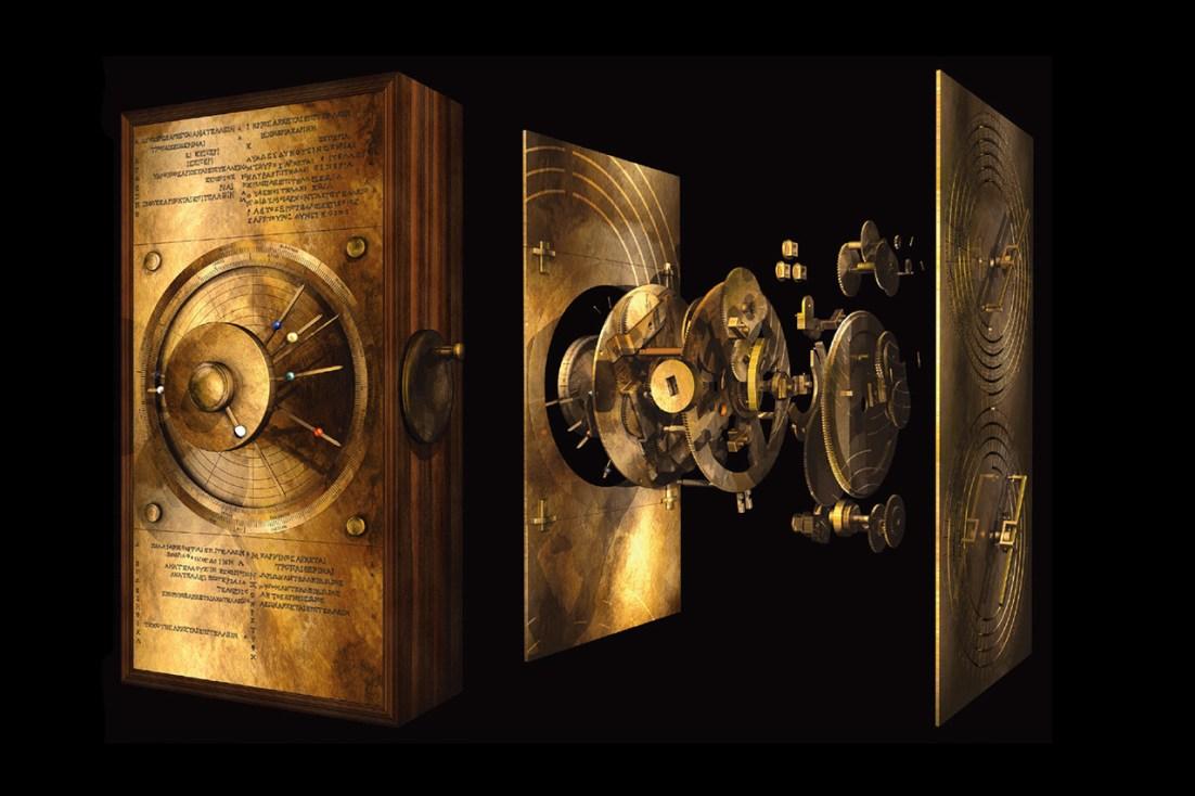 The Antikythera Mechanism