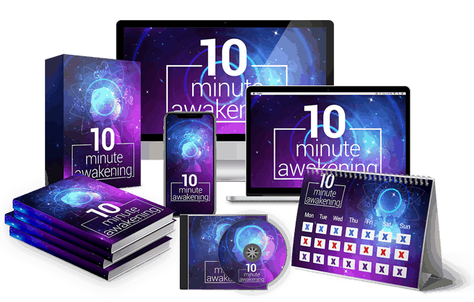 10 minute awakening full program