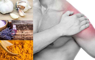 Treat Shoulder Pain Naturally