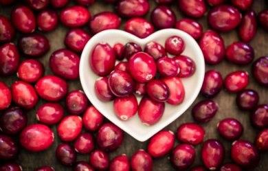 health benefits of cranberries
