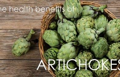 Health Benefits of Artichokes