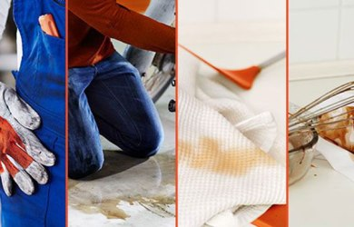 Tricks to Remove Oil Stains from Clothes