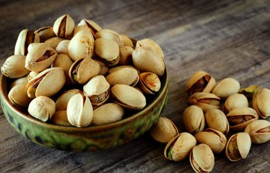 Health Benefits of Pistachio Nuts