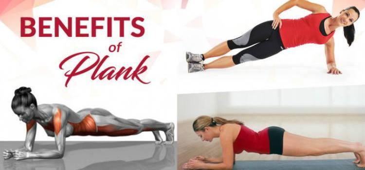 Health Benefits of Doing Planks