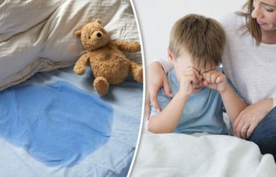 Childhood Incontinence and Bedwetting