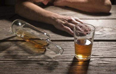 What can cause alcoholism?