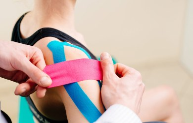 The Kinesiotaping Method