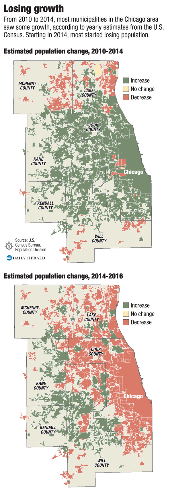 Chicago Region Legally Sociable - Chicago map northwest suburbs