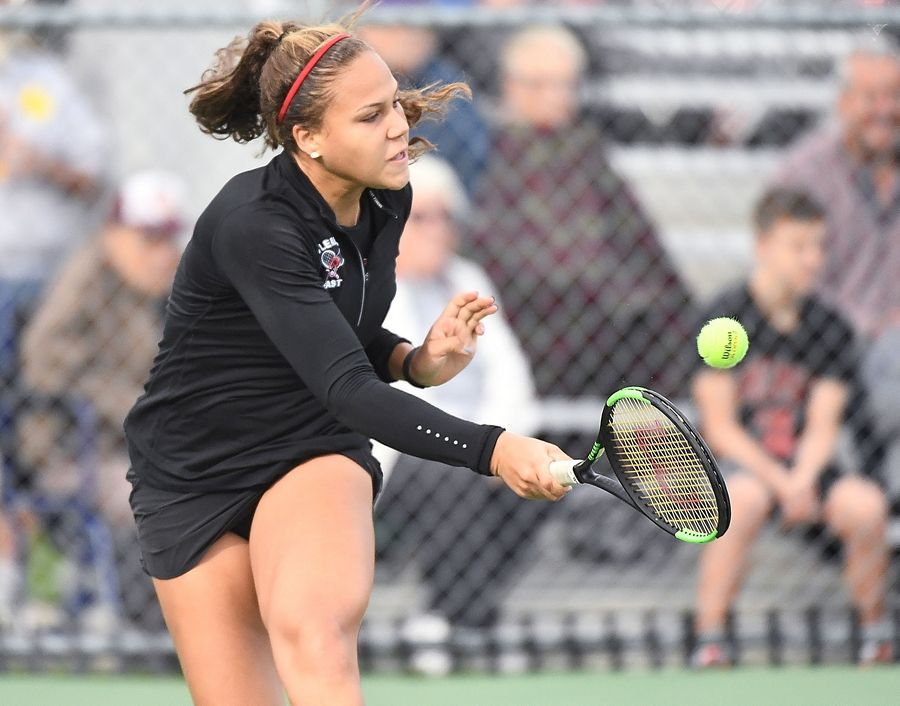 Girls Tennis Glenbard East S Allen Captures State Title