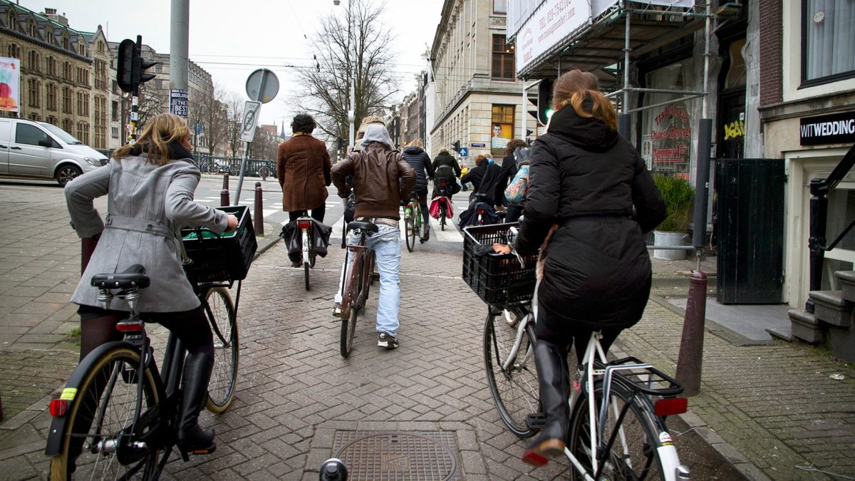 8 Cities where Bicycles are more popular than cars