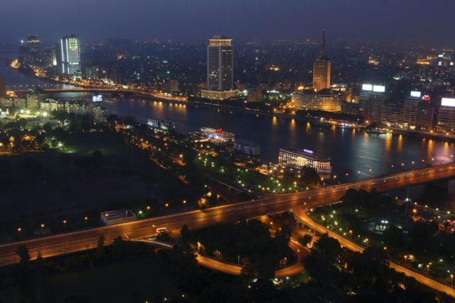 Cairo Egypt Top Never sleep Cities