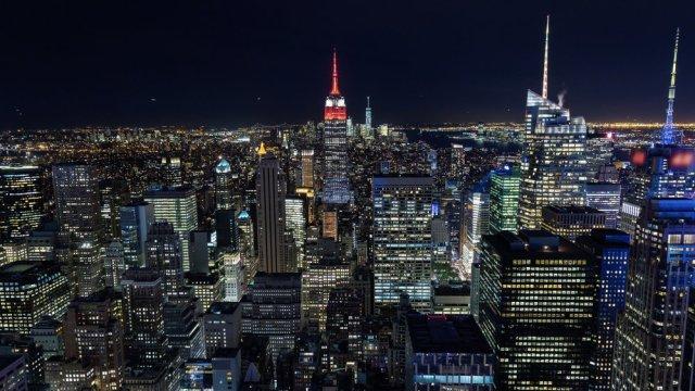 New York Top Never sleep Cities