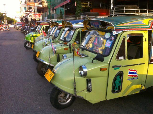 Tuk- Tuk Thailand