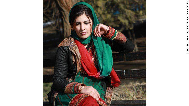 Mina Mangal, Afghan journalist, Murdered in Kabul