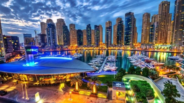 Dubai City Image