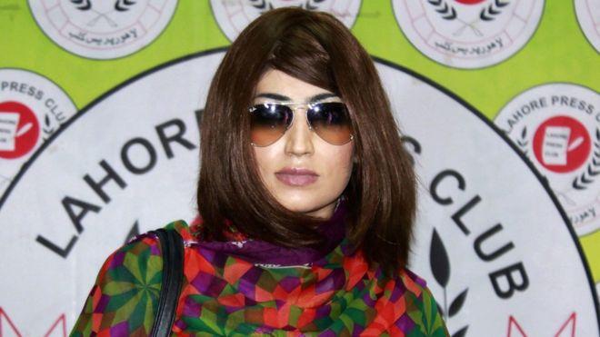 Qandeel Baloch: Brother of murdered social media Celebrity jailed