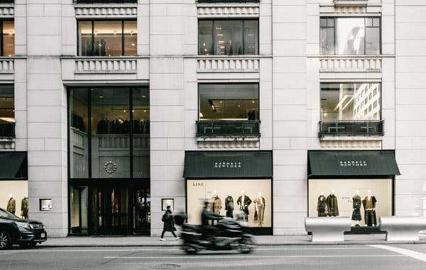 barneys new york closing