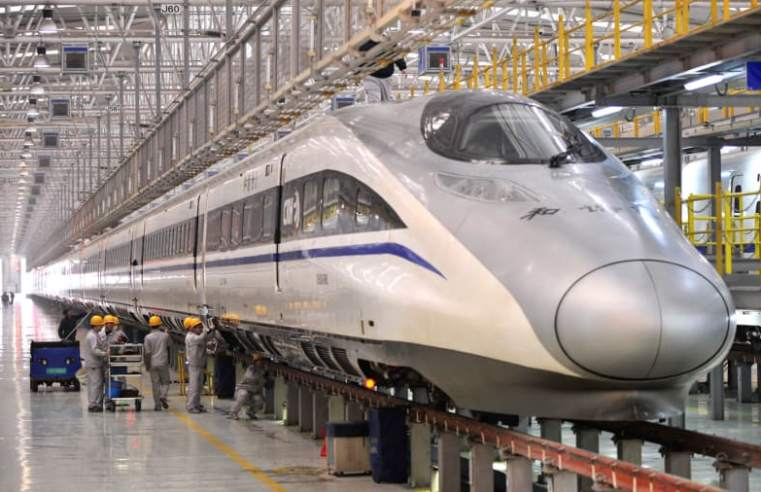 Thailand Expects to have bullet trains running by 2023