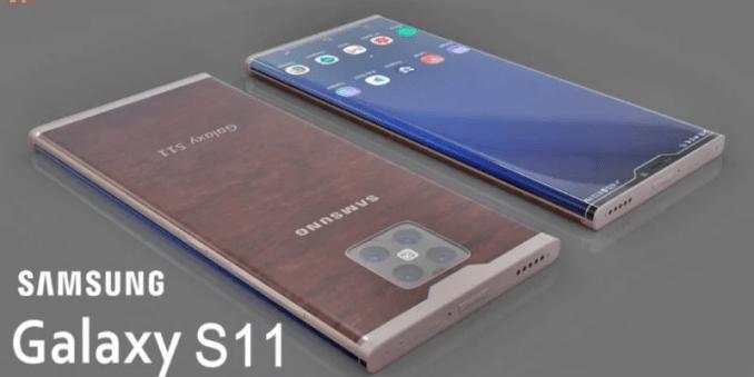 Galaxy S11 rumors and leaks